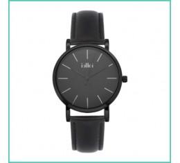 IKKI horloge zwart