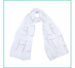 Letter sjaal