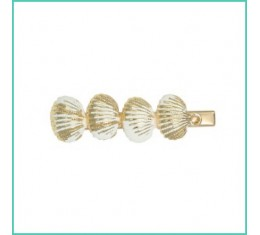 Haarclip summer shells