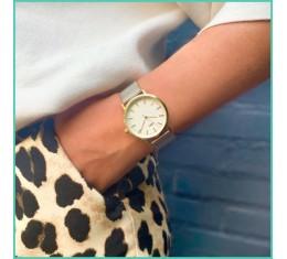 IKKI horloge zilver/goud
