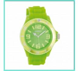 Oozoo silicone horloge groen