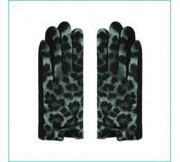 Handschoenen panterprint