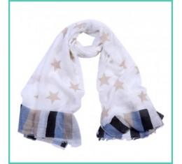 Sjaal stars & stripes