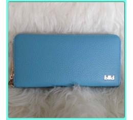 Portemonnee IKKI licht blauw