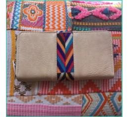 Portemonnee aztec