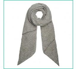 Sjaal zigzag