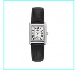 IKKI horloge zwart/zilver