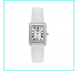 IKKI horloge wit/zilver