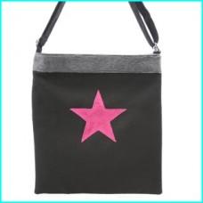 Bohemian tas met ster