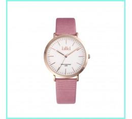 IKKI horloge roze/rose goud