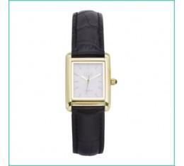 IKKI horloge zwart/goud/wit