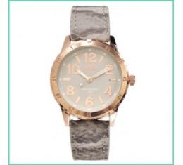 IKKI horloge beige/goud