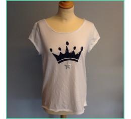 T-shirt kroon