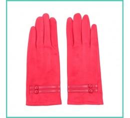 Handschoenen elegance rood