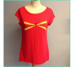 T-shirt libelle