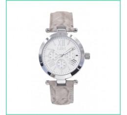 IKKI horloge snake/zilver