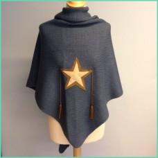 Ibiza sjaal ster